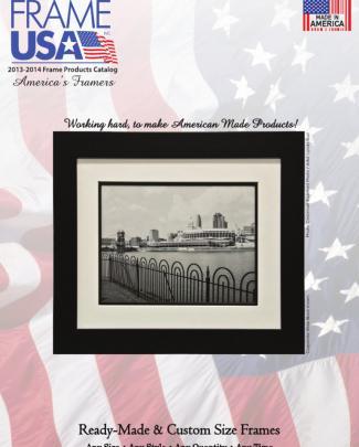 2013 Frame Usa Picture Frame Catalog