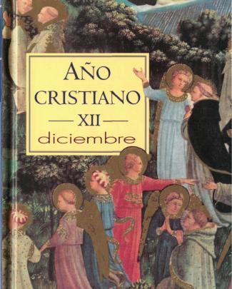 Año Cristiano. Mes De Diciembre. B.a.c.