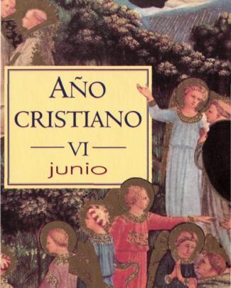 Año Cristiano. Mes De Junio. B.a.c.