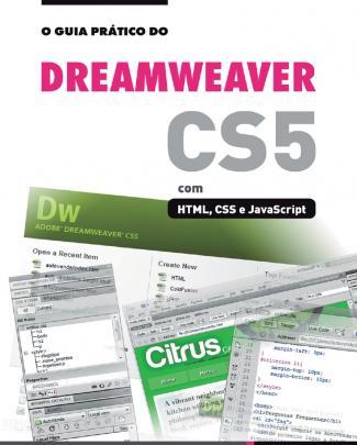 O Guia Prático Do Dreamweaver Cs5 Com Html, Css E Javascript - Centro Atlantico