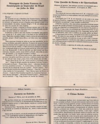 Carneiro, Edison. Antologia Do Negro Brasileiro