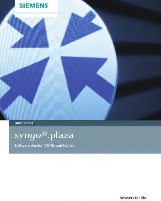 7 Pacs Sistema 47.15.05.001 Syngo Plaza