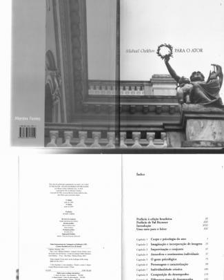 Michael Chekhov - Para O Ator - Caps 4, 5, 6 E 10