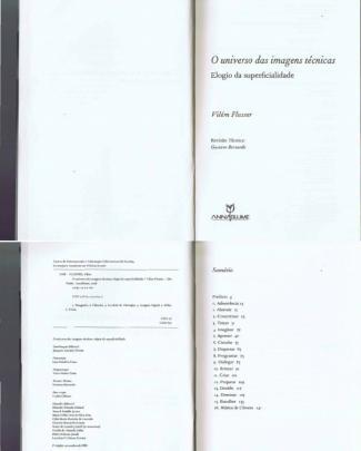 Vilém Flusser-o Universo Das Imagens Técnicas_ Elogio Da Superficialidade-annablume (2008)