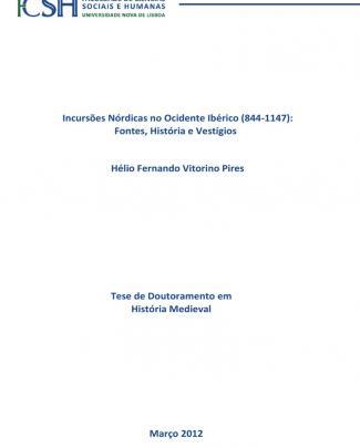 Incursões Nórdicas No Ocidente Ibérico (844-1147)
