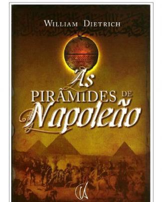 Saga William Dietrich 01 - As Piramides De Napoleao