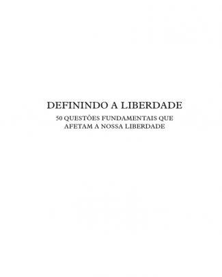 Misesbrasil Definindo Liberdade Brochura