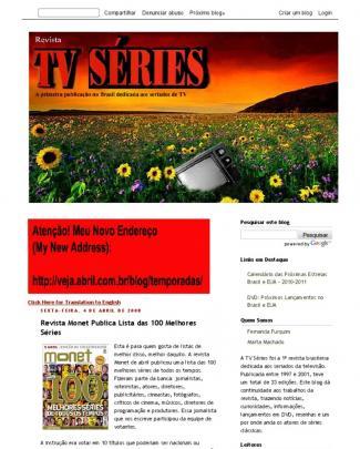Revista Tv Séries_ Revista Monet Publica Lista Das 100 Melhores Séries