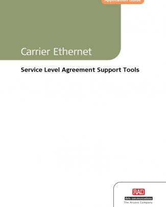 8733 Ethernet Sla App Guide
