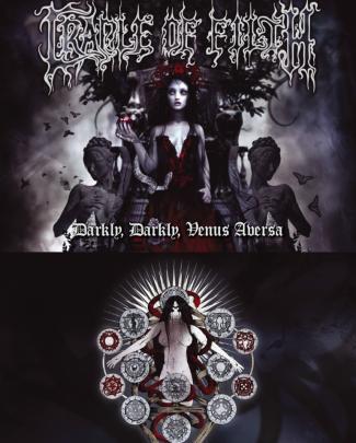 Digital Booklet - Darkly, Darkly, Venus Aversa