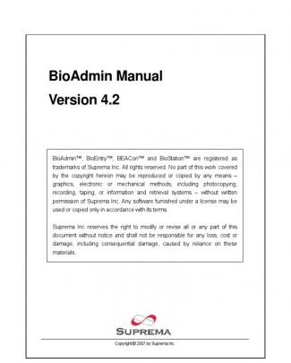 Bioadmin Manual V4[1].2 English