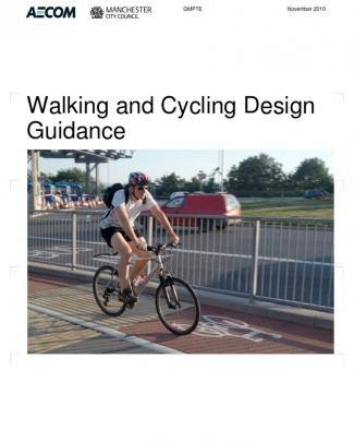 Gmpte Walking And Cycling Design Guide