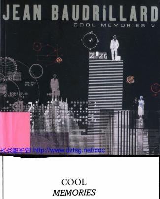Jean Baudrillard - Cool Memories - V - 2000-2004