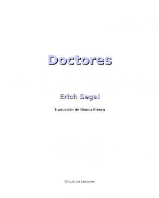 Segal, Erich - Doctores [r1]