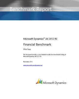 Ax2012r3financialbenchmarkdetailedresults