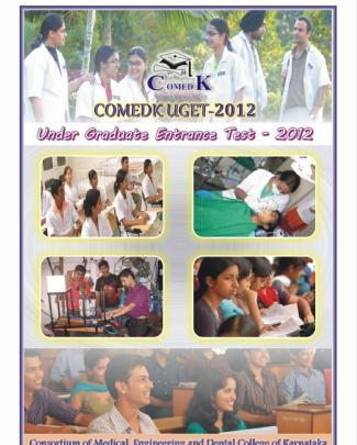 Comedk Uget 2012 Brochure