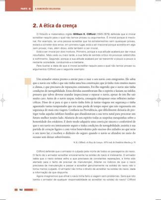 Etica Da Crença Desiderio Murcho