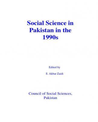 Contemporary Sociology In Pakistan