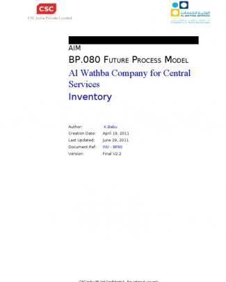 Bp080 Future Process Awccs Inventroy V2.2