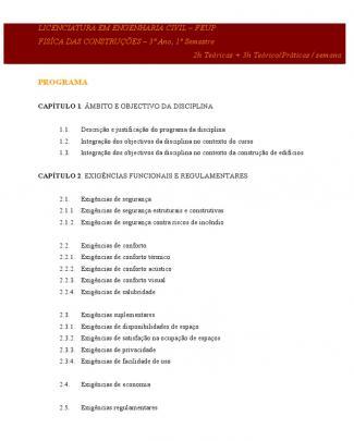 Fisica Das Construcoes