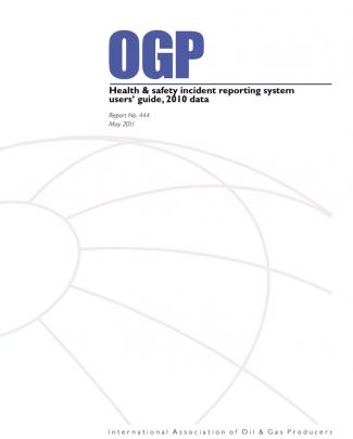 Ogp Hse Incidents Reporting System User Guide