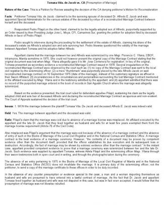 Vda. De Jacob V Ca 312 Scra 772 (digest)