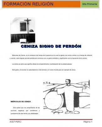 L1-religion-6p-2010 Curso De Religion 6to Grado