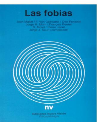Las Fobias - Jorge Sauri