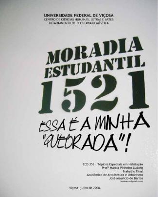 Moradia Estudantil Ufv