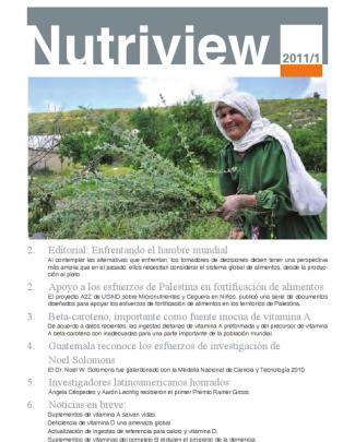 Nutriview 2011-1