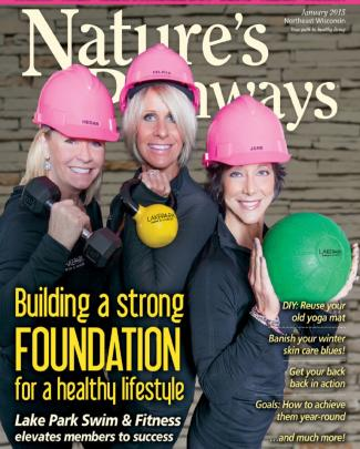 Nature's Pathways Jan 2015 Issue - Northeast Wi Edition