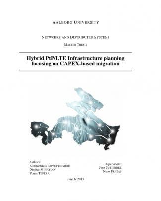 Hybrid Ptp/lte Infrastructure Planning Focusing On Capex-based Migration
