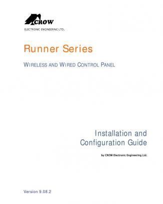 7103585 Rev-c Runner Inst-conifg Sia Ver 9.08!08!01-2009