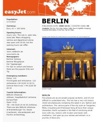 Guide Berlin En