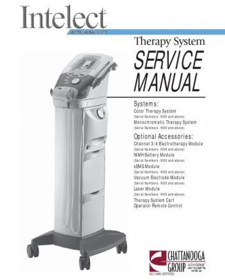 Intelect Advanced Service Manual 27833a