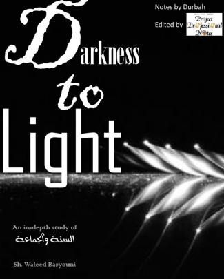 Doctrines Of Faith Iv (darkness To Light) Basyouni
