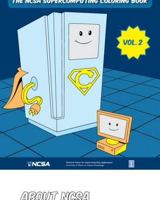 The Ncsa Supercomputing Coloring Book-vol 2