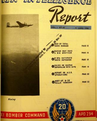 Air Intelligence Report, V1n14