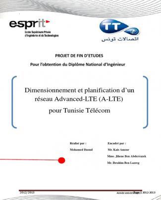 167572596 Advanced Lte A Lte Planning