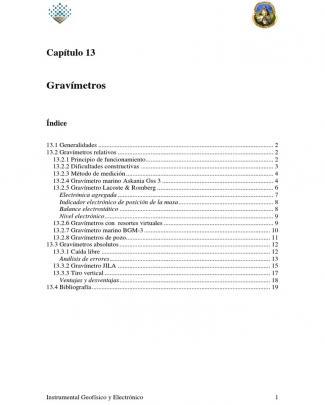 Ie C13 Gravímetros 12