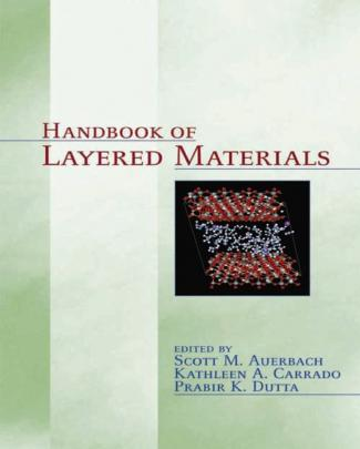 Auerbach M.s., Carrado K.a., Dutta P.k. Handbook Of Layered Materials (crc, 2004)(isbn 0824753496)(659s)