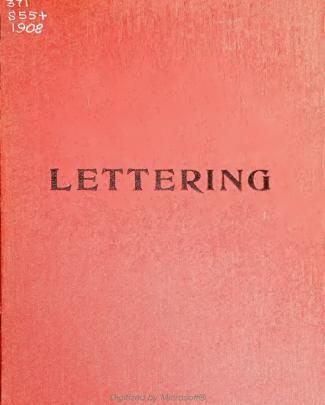 Theory And Practice Lettering U31924021896877