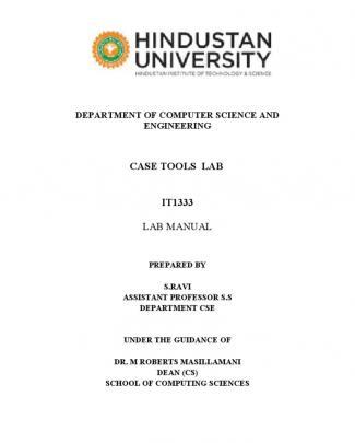 Ooad Lab Final Manual1