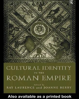 Cultural Identity On The Roman Empire