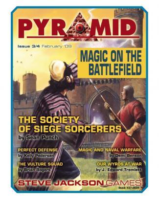 Pyramid Magazine 3-04 - Magic On The Battlefield