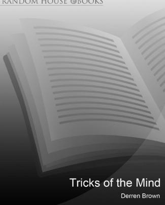 Tricks Of The Mind - Derren Brown