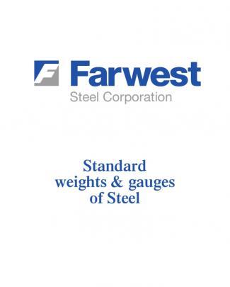 Fws Standard Weights And Gauges