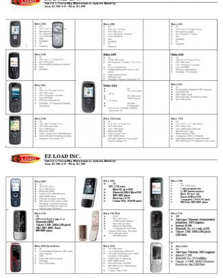 Cellphone Brochure