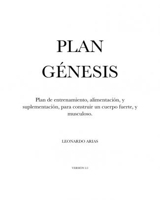 Plan Génesis - Imparable.tv
