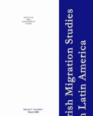 Society For Irish Latin American Studies